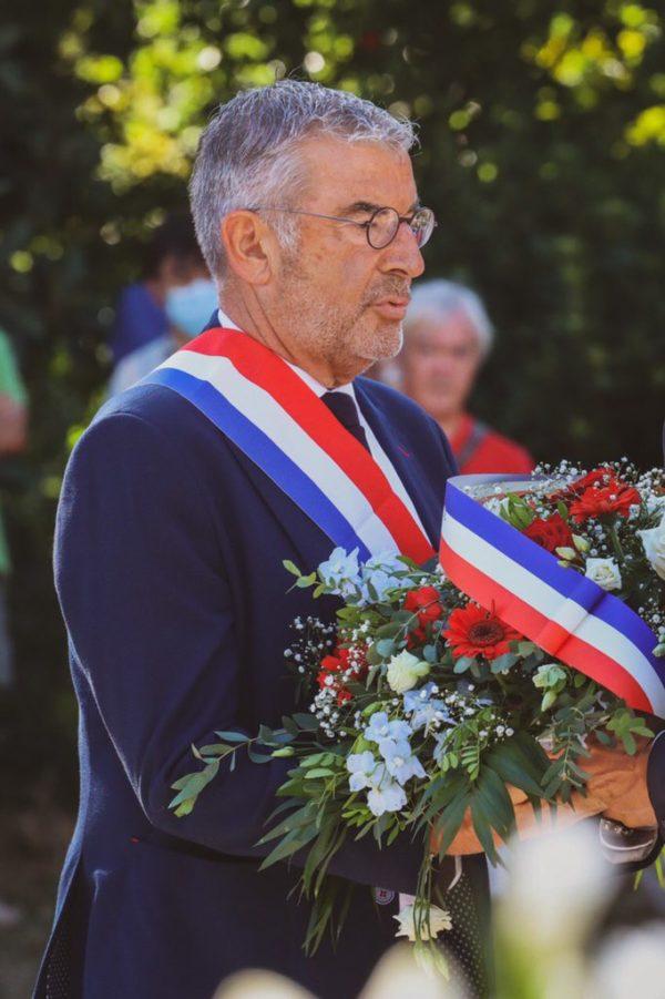 Cérémonie du 14 juillet à Montpellier et Montarnaud