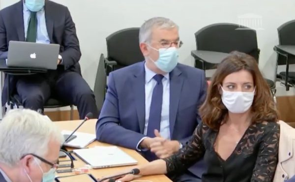 Prorogation de l'état d'urgence sanitaire : audition de G. DARMANIN et O. VERAN