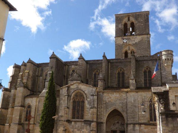 Culture : 1,2 millions € pour la Cathédrale Saint-Fulcran de Lodève