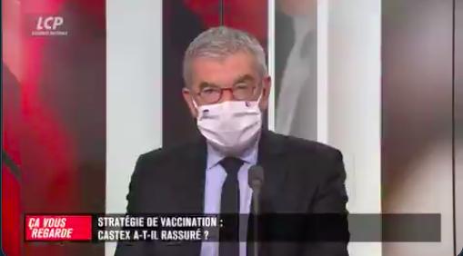 Vaccin Covid-19 : Jean-François ELIAOU invité de LCP