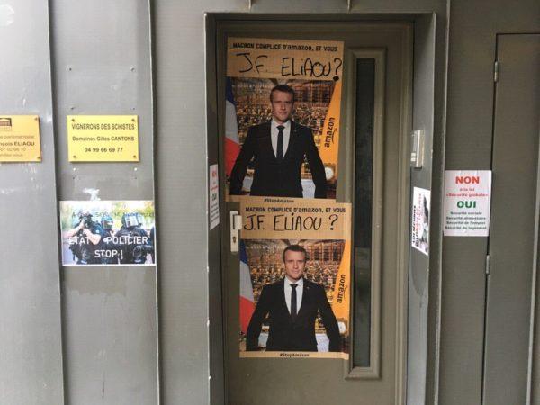 La permanence parlementaire de Jean-François ELIAOU à nouveau attaquée
