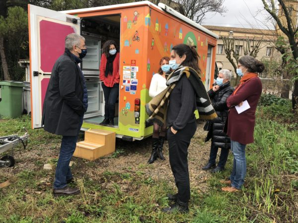 Rencontres avec l'Association Terre-Contact à Gignac
