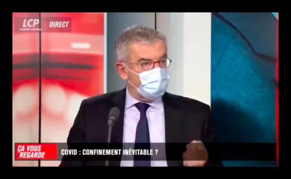 Confinement : Jean-François ELIAOU invité de La Chaine Parlementaire