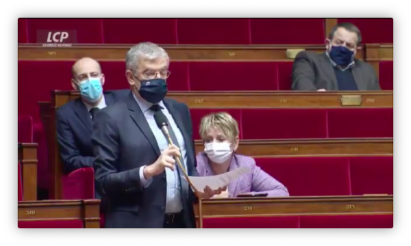 Projet de loi séparatismes : Jean-François ELIAOU demande la suppression de l'article 16 bis relative aux mutilations génitales