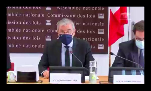 Jean-François ELIAOU présente son rapport sur les problématiques de sécurité liées à la présence de mineurs non accompagnés sur le territoire