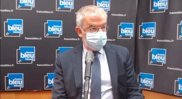 MNA : Jean-Francois ELIAOU invité du Grand Format de France Bleu Hérault