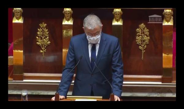 Examen de la proposition de loi relative aux MNA : intervention de Jean-François ELIAOU dans l'hémicycle