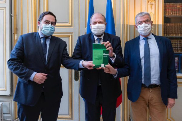 Rapport MNA : Jean-François ELIAOU rencontre Eric DUPOND-MORETTI