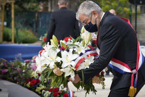 Montpellier : 76ème Journée nationale du souvenir