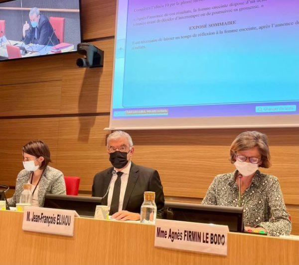 Commission spéciale bioéthique : examen du projet de loi en nouvelle lecture